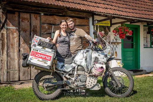 Packliste Männer für Motorrad-Welt-Reise | Bekleidung