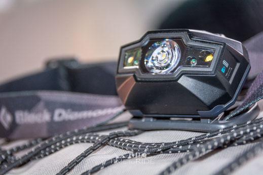 Black Diamond Strinlampe - Ein Ausrüstungs-Muss auf einer Motorrad-Reise