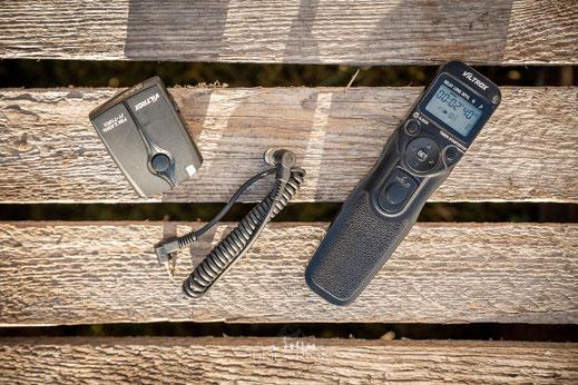 Fernauslöser Nikon D850