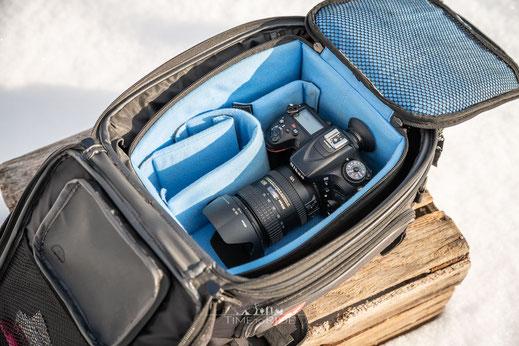 Givi Fototaschen Einsatz für den Tankrucksack