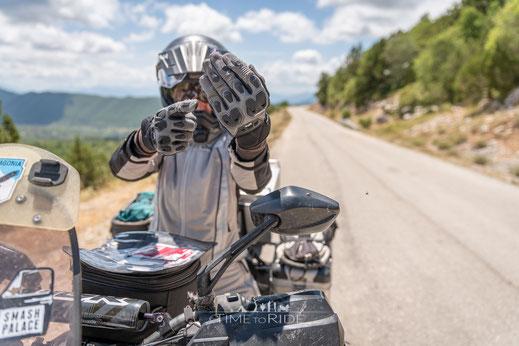 Motorrad Sommerhandschuhe