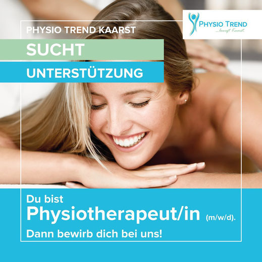 Physiotherapeut, Physiotherapeutin, Jobs, Kaarst