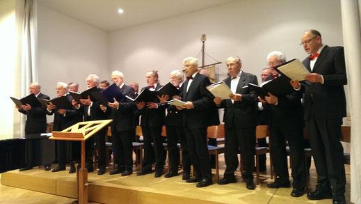 95-jähriges Bestehen des Männerchor Salia