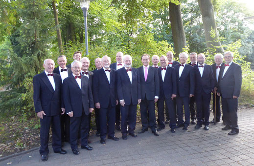 Männerchor Salia 2018