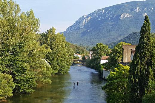 Parcours pêche nokill de Quillan - Pyrénées Audoises