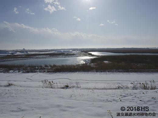 画像:2018/01/23大雪後の風景