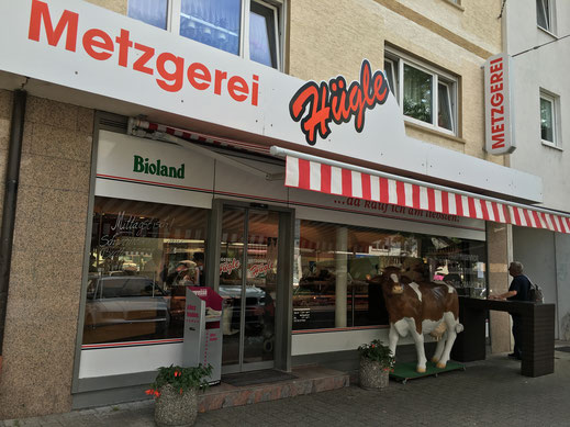 Bild: Metzgerei Hügle Haslach in Freiburg