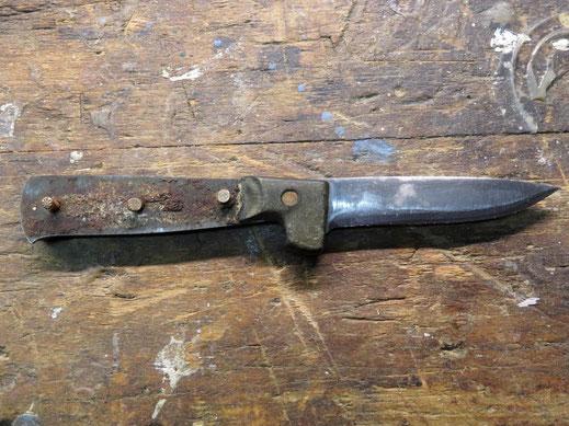 Alte Messer Reparieren Messerschmied Matthias Wiltschko