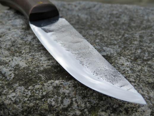 Klingenpolitur Messer Restaurierung Messerschmied Wiltschko
