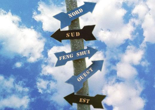 Le Feng shui autour d'Angers, Cholet, La Flèche, Baugé