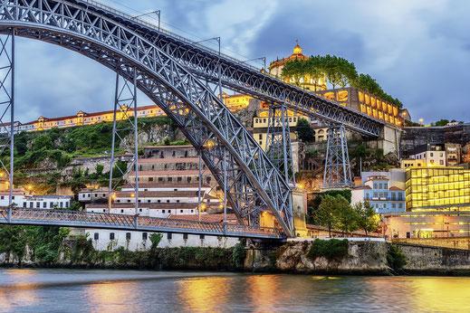 Douro Flussfahrten ab Porto incl. Flug mit A-Rosa Alva (c) Foto A-ROSA Flussschiff GmbH