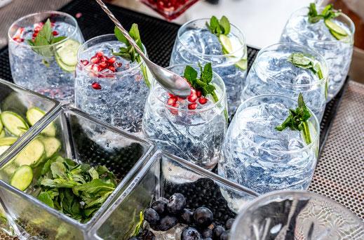 Gin Tasting Bamberg Stegaurach Frensdorf Burgebrach Whisky Gutschein Geschenk Geburtstag Hochzeit