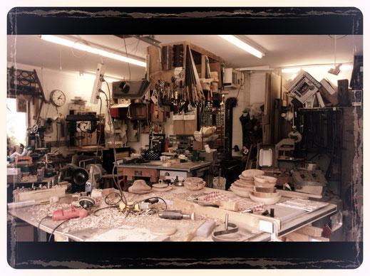 atelier travail du bois