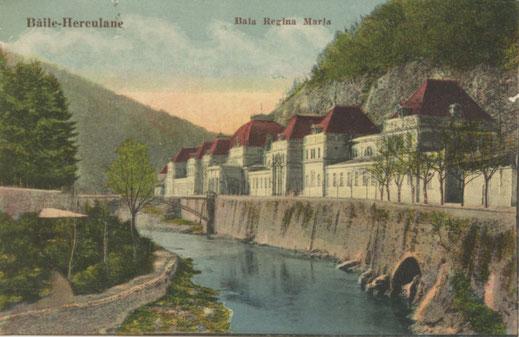 Băile Neptun - Herculane - Herkulesbad - 1932
