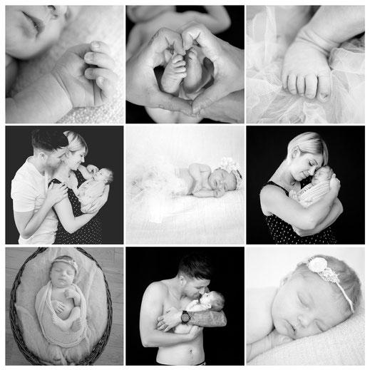 photographe nouveau né bébé montpellier