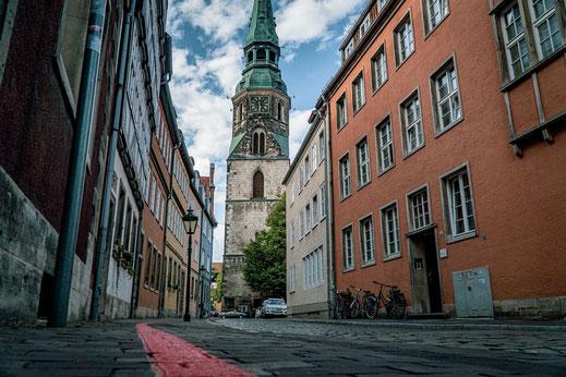 Stadtzentrum Hannover