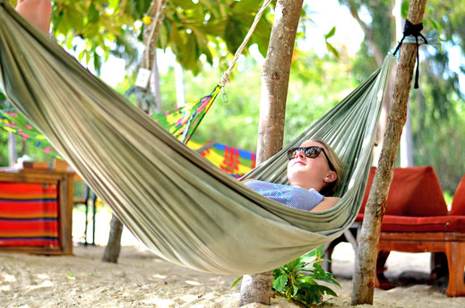 Relax Beach Bar Krabi Haengematte