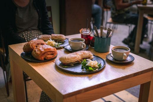 Frühstück Oaxaca