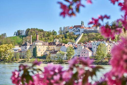 Donau in Passau