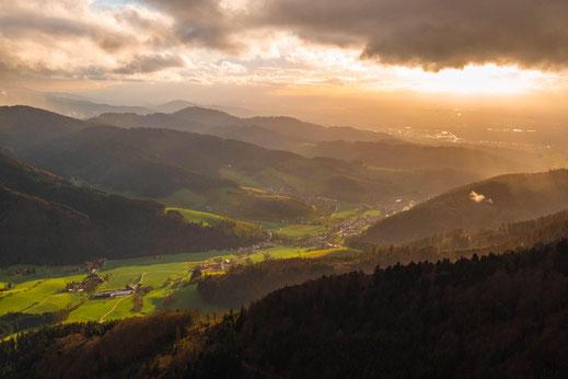 Umgebung Freiburg