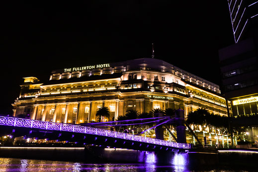 Fullerton Hotel Singapur
