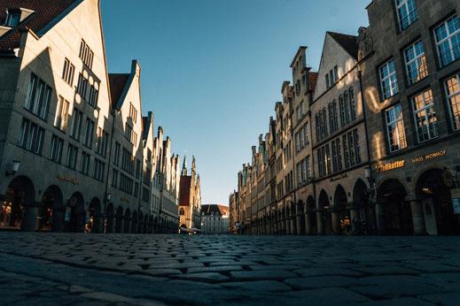 Prinzipalmarkt Münster