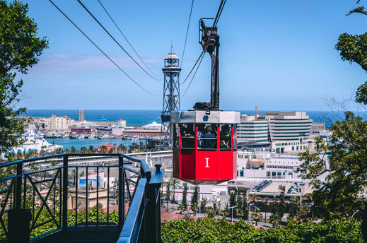 Cable Way Barcelona