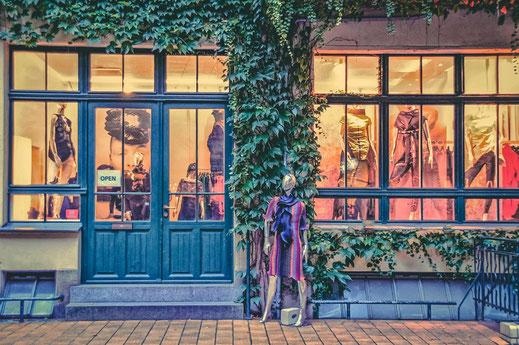 Boutiqueladen Hackesche Höfe