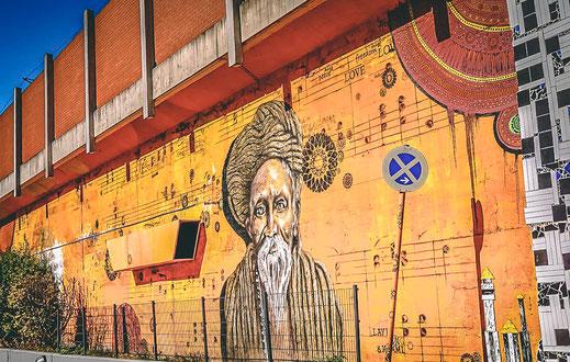 Streetart in Köln
