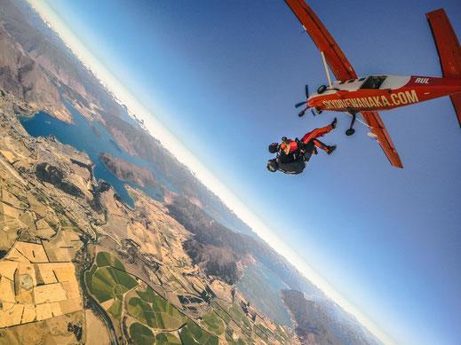 Skydive Neuseeland