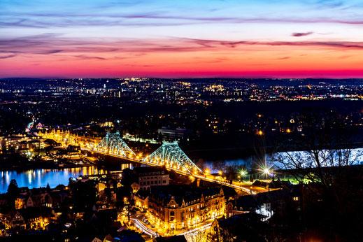 Blaues Wunder Dresden