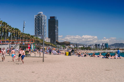 Playa de Barcelonetta
