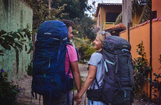 Beziehungsprobe Weltreise