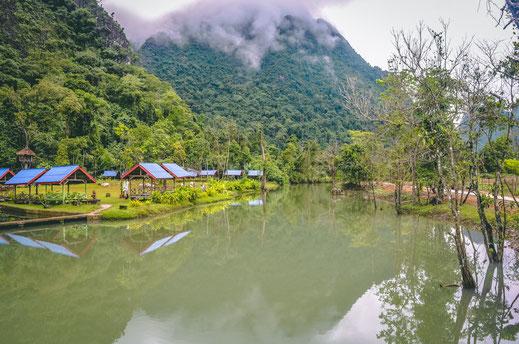 Blue Lagoon 2 Vang Vieng Loop