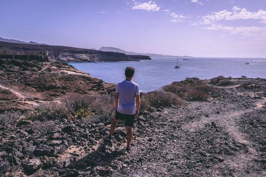 Küstenwanderung Teneriffa