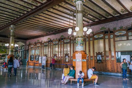 Estacion del Norte Valencia