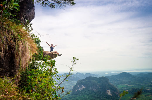 Khao Ngon-Nak Viewpoint