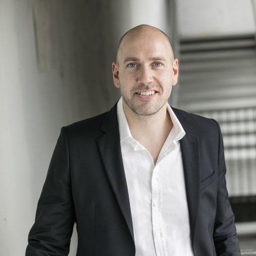 Martin Hein in der Unternehmensberatung für den Mittelstand