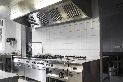 Bei uns finden Sie Herde, Gaskocher, Entenöfen und Edelstahlmöbel für Ihre Vorhaben in der Gastronomie.