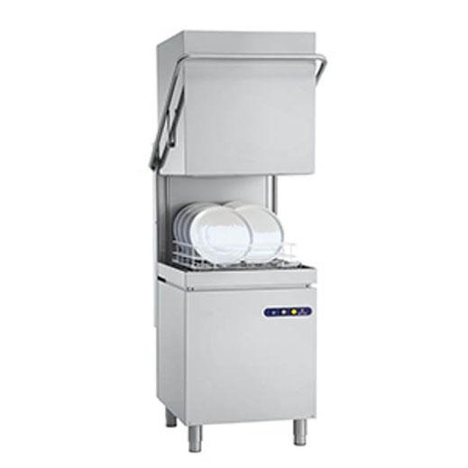 Hauben Spülmaschine optional mit und ohne Laugenpumpe erhältlich