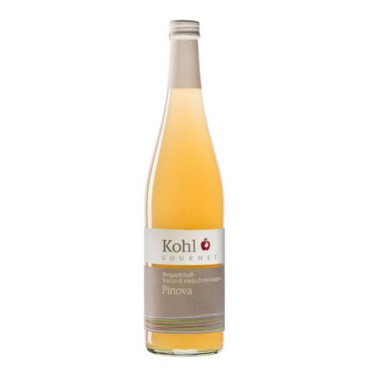 Kohl Bergapfelsaft Pinova sortenreiner Apfelsaft sortenreiner Saft Saftgourmet Gourmetsaft alkoholfreie Alternative