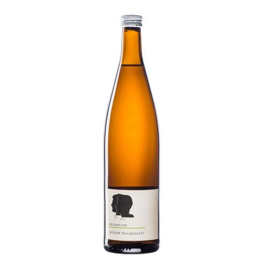 Weingut Brummund Scheurebe Traubensaft Saft sortenreiner Saft Gourmetsaft