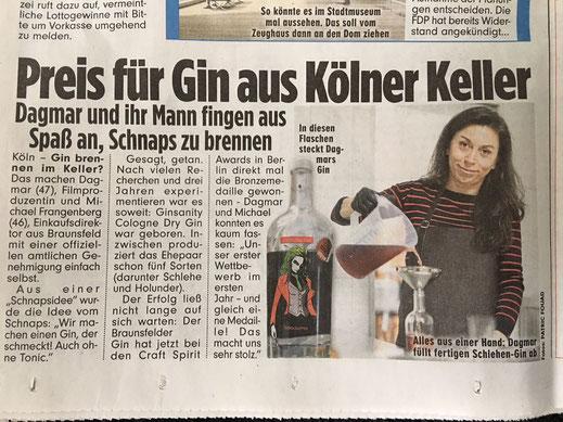 Bild-Zeitung vom 23. März 2018