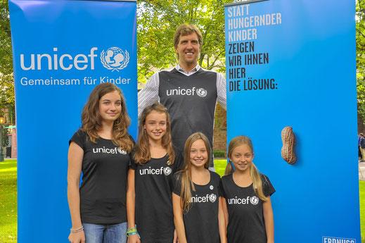 UNICEF Dirk Nowitzki