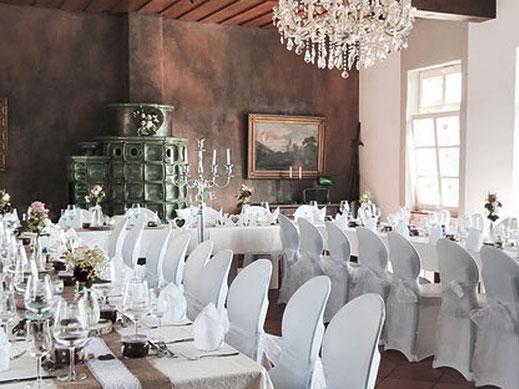 Kulinarik auf Burg Sterrenerberg