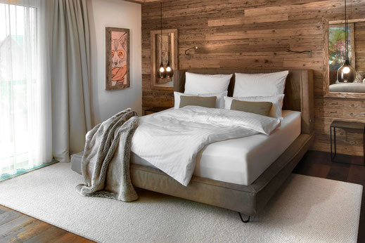 Leasing-suitable hotel bed linen - especially developed for the textile rental market