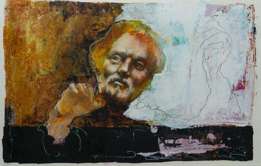 Portrait Kurt Masur