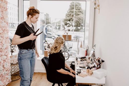 Lisa Mählmann- Brautstylistin Hamburg- Maskenbildnerin in Hamburg und Umgebung