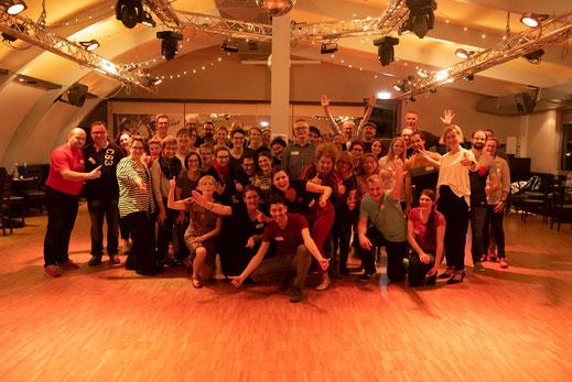Lindy Hop Workshop Heilbronn
