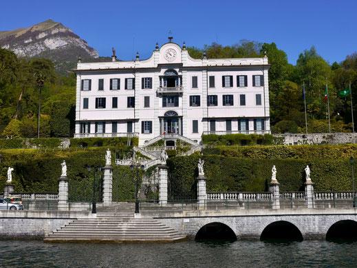 Gartenreise Italien: Villa Carlotta am Comersee